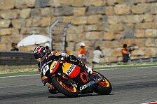 Moto2 - Blog - Marquez-Absage nur Druck auf Bradl?
