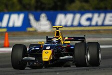 WS by Renault - Im Trockenen wie im Nassen: Vergne auch am Sonntag auf Pole
