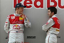 DTM - Audi-Piloten: Lenkradschaltung eine Erleichterung