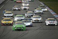ADAC GT Masters - Rekordstarterfeld mit zehn verschiedenen Marken beim gro�en Finale: Showdown in Hockenheim