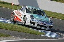 Carrera Cup - Safety-Car bremst Fahrer ein: Nick Tandy baut mit Sieg Tabellenf�hrung aus