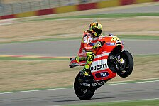 MotoGP - Neuerungen bringen Verbesserung: Uccio: Rossi wird nicht aufgeben