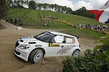 WRC - Einsatz auch in Spanien: Volkswagen setzt Rallye-Testprogramm fort