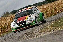 DRS - Kahle in F�hrung: Besondere Bedingungen bei Lausitz-Rallye