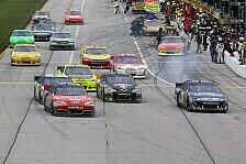 NASCAR - Nur kleine �nderungen: Provisorischer Sprint Cup Rennkalender 2012