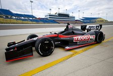 IndyCar - Auch Briscoe im Dallara DW12 unterwegs: Dixon: Fortschritte mit diffizilem Handling