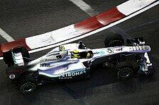 Formel 1 - Alles f�r die Weltmeisterschaft: Rosberg: Positiver Lernprozess bei Mercedes