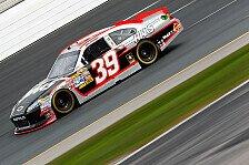 NASCAR - Regenunterbrechung beim Qualifying in New Hampshire: Erneute Pole Position f�r Ryan Newman