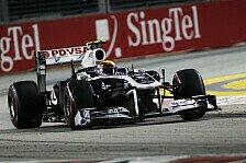 Formel 1 - Zwei Strategien, ein Safety-Car, null Punkte: Pl�tze 11 und 13 zum Abschied von Sam Michael