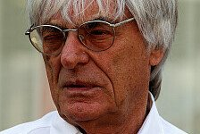 Formel 1 - W�rde eine R�ckkehr begr��en: Ecclestone w�nscht sich Mosley zur�ck