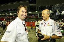 Formel 1 - Er verliert wertvolle Zehntel: Frentzen: Schumacher hat �berlegenheit verloren
