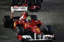 Formel 1 - Frustration verst�ndlich: Coulthard: Massa-Kritik nicht gut