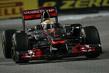 Formel 1 - Er hat den besseren Job gemacht: Hamilton erkennt Buttons Leistung an