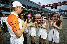 Formel 1 - Mallya m�chte nicht bel�stigt werden: Force India: Keine Eile bei Fahrer-Entscheidung