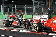 Formel 1 - Bilderserie: Hamilton, vom Genie zum Wahnsinn
