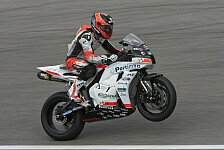 Bikes - Um den Titel k�mpfen: WSS - Lowes startet f�r PTR Honda