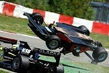 Formel 2 - Hector Hurst schafft den Sprung ins Cockpit