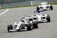 Formel 2 - Palmen Kralev geht in dritte F2-Saison