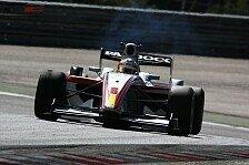 Formel 2 - Ein Spanier in Barcelona vorne: Monras am ersten Tag Schnellster