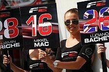 Formel 2 - Bilder: Österreich - 11. & 12. Lauf
