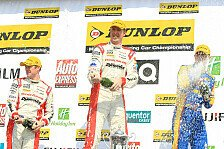 BTCC - Bilder: Donington - 2. Lauf