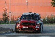 WRC - Stahlstangen sorgen f�r Aufregung: Meeke entkommt Ausfall nur knapp