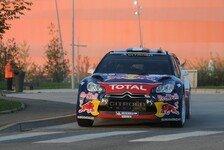 WRC - Konstrukteurs-Titel das Wichtigste: Quesnel ist stolz auf Ogier