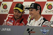 MotoGP - Wie stark kann Rossi von Beginn an sein?: Jarvis: Lorenzo bleibt Nummer 1 bei Yamaha