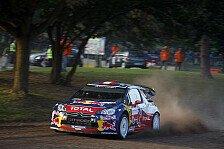 WRC - Hirvonen ohne Titelambitionen: Loeb will Revanche f�r 2011