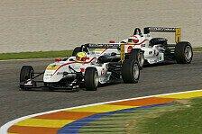 F3 Euro Series - Roberto Merhi Dritter: Nigel Melker gewinnt erstes Rennen