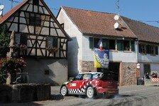 WRC - Ziel: F�hrung halten: Mini mit erstem Tag absolut zufrieden