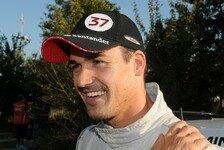 WRC - Ich w�rde den Schl�ssel gerne kennen: Dani Sordo
