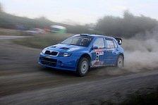 DRS - F�hrungswechsel in der Deutschen Rallye Serie: Dreifacherfolg f�r Skoda