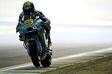 MotoGP - 1000cc-Maschine existiert: Suzuki f�r 2012 weiter unsicher