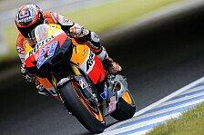 MotoGP - Stimmen aus Reihe eins