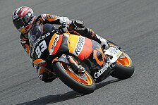 MotoGP - Redding k�nnte freie Ducati bekommen: 2012: Marquez-Bekanntgabe in Sepang