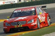 DTM - Nur Protest verhindert letzte Startreihe: Coulthard und van der Zande bestraft