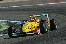 Formel 3 Cup - Das Ding durchgezogen: Doppel-Sieg f�r Pommer beim Auftaktwochende
