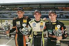 Formel 3 Cup - Ein perfektes Rennen: Stanaway macht 13. Saisonsieg perfekt