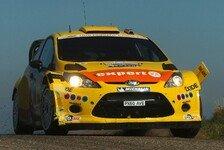 WRC - �stberg ist optimistisch: Henning Solberg: Vor Saisonende noch Top-5