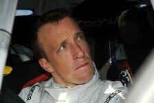 WRC - Duell um das Auto von Al-Qassimi: Meeke und Atkinson k�mpfen um Citroen
