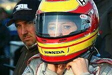 IndyCar - Verbrennungen am Finger: Pippa Mann aus Krankenhaus entlassen