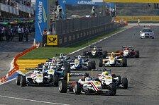 F3 Euro Series - Roberto Merhi dominiert und wird Meister : R�ckblick 2011: Formel 3 Euro Serie