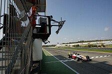 F3 Euro Series - Bin in der Lage, DTM zu fahren: Merhi mag kalte Bedingungen