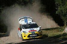 WRC - Alles andere als zufriedenstellend: Riedemann in Frankreich im Pech