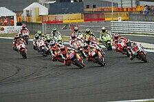 MotoGP - 21 Starter sind genannt: Die provisorische MotoGP-Starterliste 2012