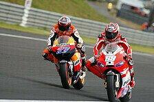 MotoGP - Vielleicht versteht er mich auch nicht: Stoners R�cktritt f�r Hayden unverst�ndlich