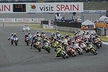 Moto2 - Das Feld ist absichtlich geschrumpft: Die provisorische Moto2-Starterliste 2012