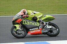 Moto3 - Starkes Tempo: Terol nimmt es entspannt