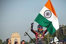 Formel 1 - Gro�er Wachstumsmarkt: Formel 1 sieht Chance in Indien